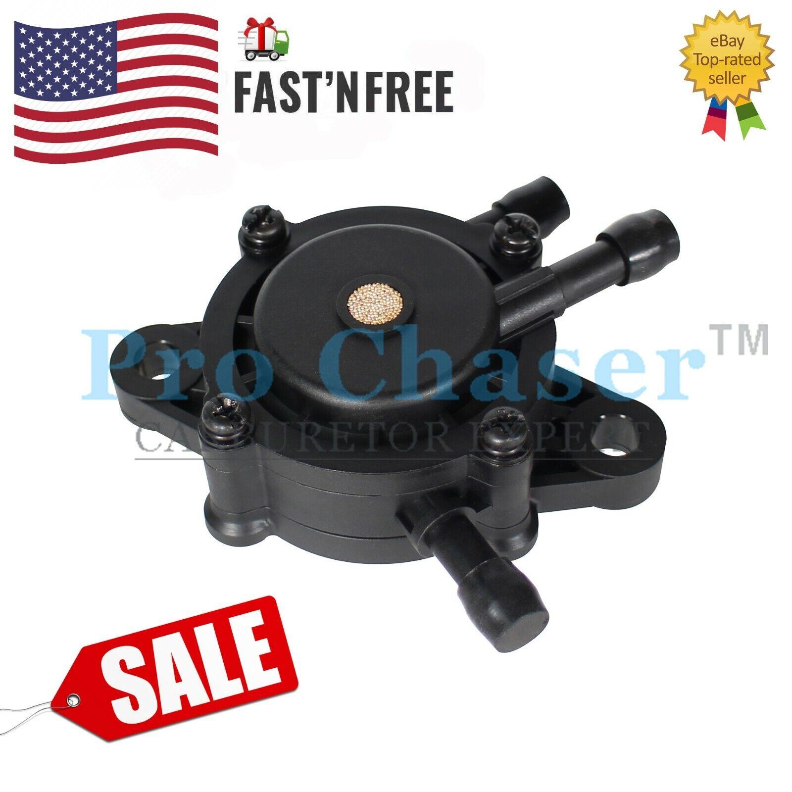 Fuel pump for Briggs /& Stratton 311707 311777 312707 312777 313707 313777 engine