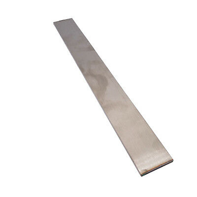 Us Stock 4mm X 40mm X 330mm13 Inch 304 Stainless Steel Flat Bar Sheet