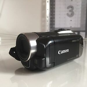 Canon video camera HD R 18 South Hurstville Kogarah Area Preview
