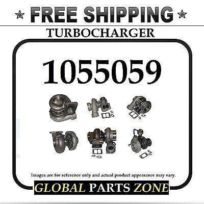 New Turbo For Caterpillar 3116 3126 1055059 105-5059 950f Ii 960f Free Delivery
