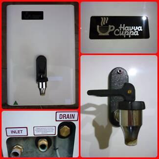 Wilson HAVVA CUPPA Wall Mounted 240 Volt Hot Water Heater, Boiler