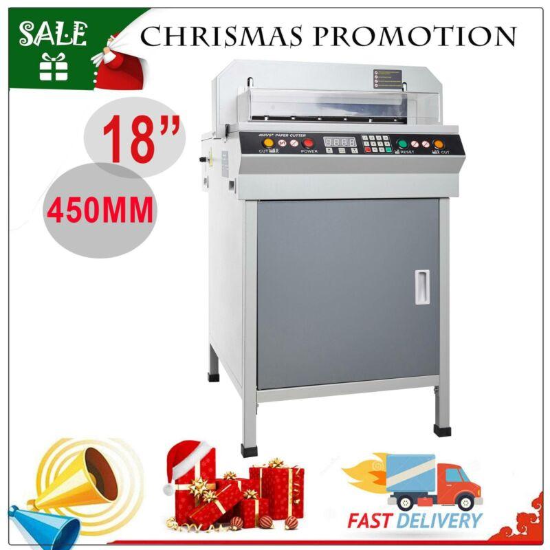 """18"""" Electric Paper Cutter Automatic Paper Cutting Machine In"""