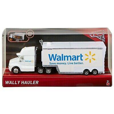Disney Pixar Cars - Wally Hauler Transporter Truck