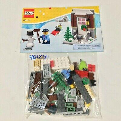 LEGO Christmas Seasonal Holiday Winter Fun (40124)