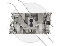 Used 2 Barrel OEM Mercruiser Intake Manifold for 5.0/5.7L 305/350 860100A2