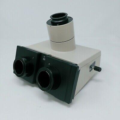 Olympus Microscope Super Wide Trinocular Head For Bh2 Bh-2