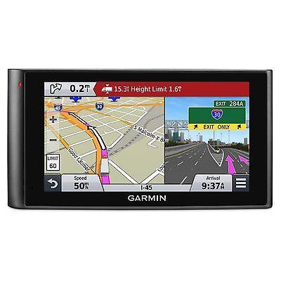 """Garmin dezlCam LMTHD 6"""" GPS System w/ Built-in Dashcam, Maps & HD Traffic"""