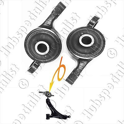 Front Lower Control Arm Bushing With Bracket For 2001 2006 Lexus Ls430 Pair New
