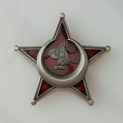 Replica Ottoman Turkish Gallipoli Star WW1 Military Medal Decoration 1915