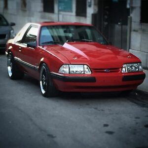 Mustang Lx 1991 supercharged for sale
