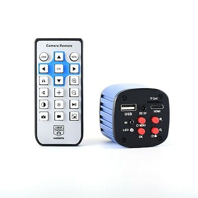 16mp Hd Hdmi 1080p Digital Magnifier Industry Cmos Microscope Camera Hdmi Tv Vid