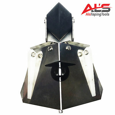 Tapetech 4 Drywall Corner Flusher With Creaser Wheel - New
