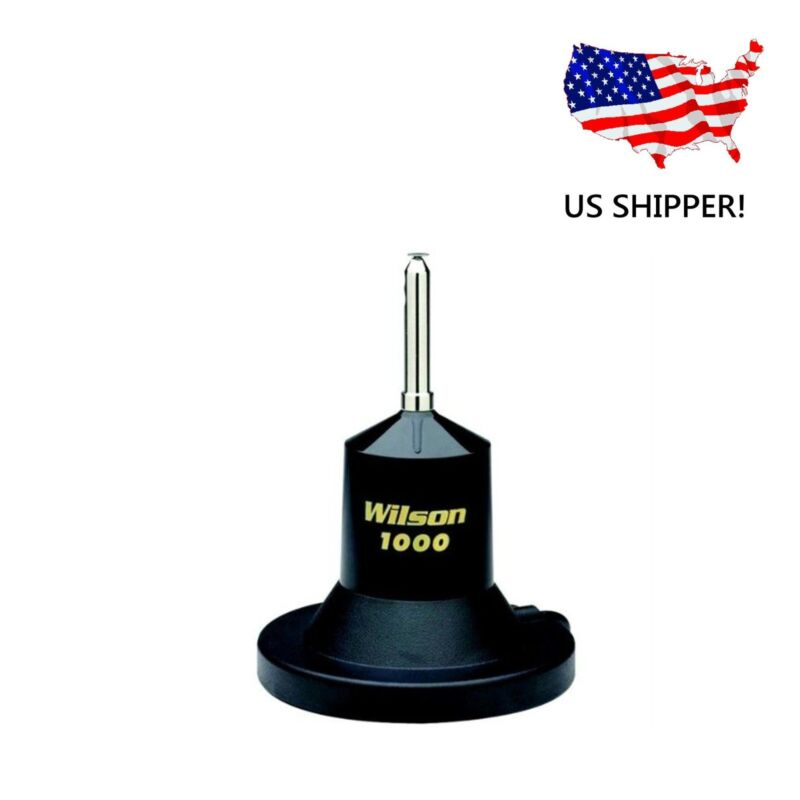 Wilson 1000 Series 3000 Watt Magnetic Mount CB Antenna with 62 1/2 inch ANTENNA