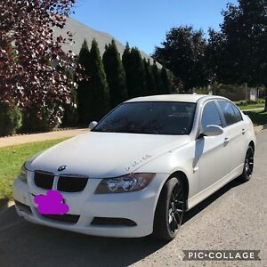 2007 BMW 323i - 165k - Brand new rims and tires