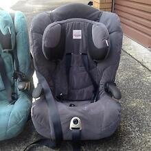Safe n Sound AHR Meridian Car seat - Dark Grey Coloured Cronulla Sutherland Area Preview