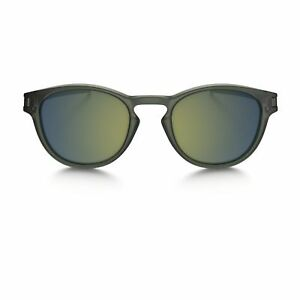 0731737bd1 Oakley Sunglasses Latch Matte Olive Ink Emerald Iridium Oo9265-05 ...