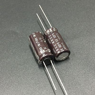 50pcs 0.47uF 50V NIC NACE 50V0.47uF 4X5.5mm SMD GENERAL PURPOSE Capacitor