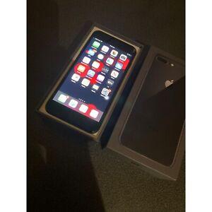 iPhone 8plus unlocked