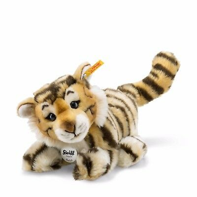 Steiff 066269 Radjah Baby-Schlenker-Tiger 28 cm
