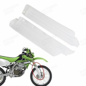 Fork Guards Fork Slider Protectors for Kawasaki KLX300R 1997-2007 KLX250 06-07