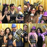 Photo Booth Service for Weddings and all special events