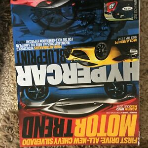 Automotive and martial arts magazines