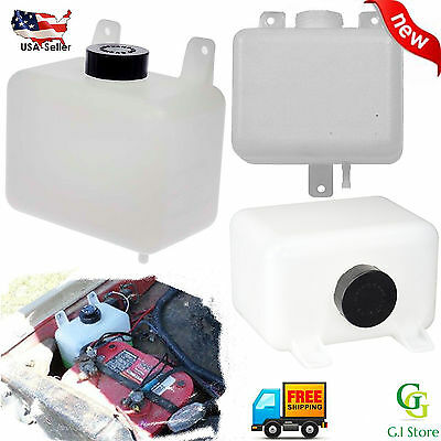 NEW Universal Radiator Coolant Reservoir Bottle Overflow Tank Dorman 603-001