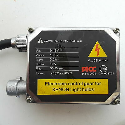 Ballast Electronic Control Gear For Xenon Light Bulbs 368000005