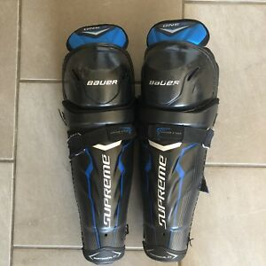 Hockey Shin Guards - Size 12 Inch