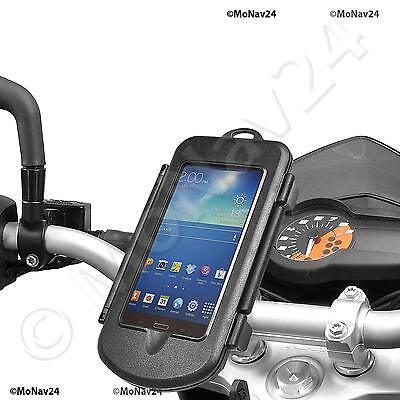 Huawei Mate 20 lite Mate 20  Motorrad Halterung waterproof Hardcase M8 Schraube