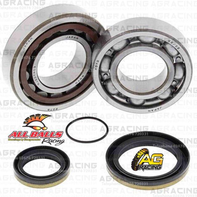 All Balls Crank Shaft Mains Bearings & Seals For KTM EXC 300 2005 05 MX Enduro