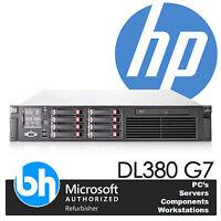 Hp Proliant Dl380 G7 2x X5650 Intel Xeon 2.66ghz 6 Hex Core 48gb Ram 300gb 15k - hp - ebay.es