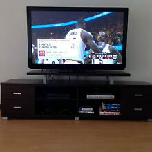 "Panasonic Veira 50"" Plasma TV and Stand Leederville Vincent Area Preview"