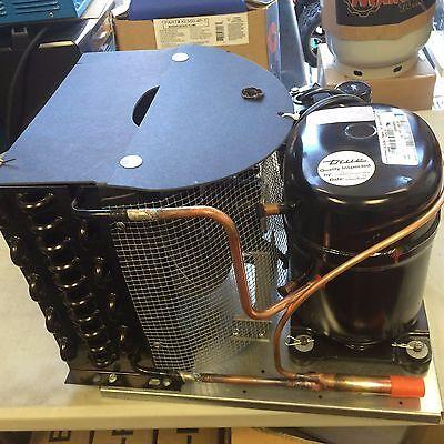 Tecumseh Refrigeration Condensing Unit Aka9434a 12hp 115v 3350 Btus