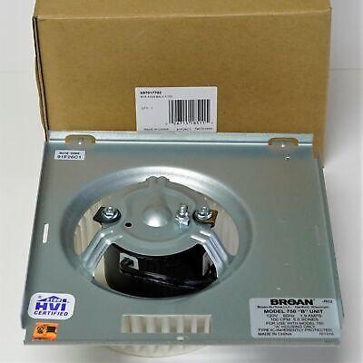 S-97017703 Broan Nutone Motor Blower Wheel For Model 750 B Unit