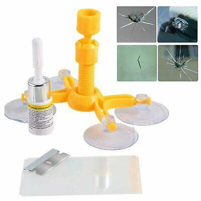 Windshield Repair Kit Quick Fix DIY Car Glass For Bullseye Chip Crack Tool eBay Motors