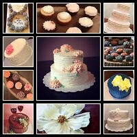 Kisi Cakes - Wedding Cakes and Cupcakes