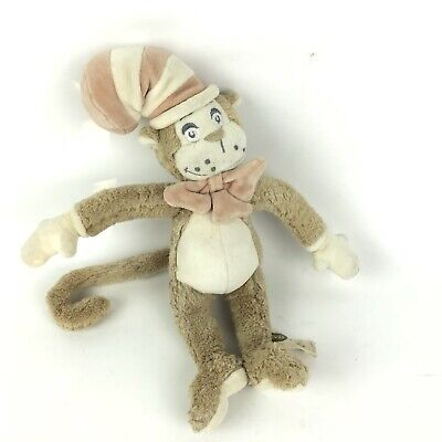 Cat In The Hat Stuffed Animal (Cat In The Hat Plush Dr Seuss Stuffed Animal Natural)