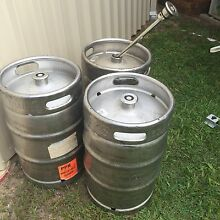 Beer barrel keg  50l stainless open  for any use. Dubbo 2830 Dubbo Area Preview
