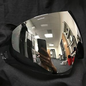 NEW Dye I4/I5 Thermal Dual Pane Anti-Fog Paintball Mask LENS - Dyetanium Mirror