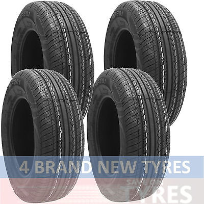 4 1656015 HIFLY165 60 15 81T High Performance Brand NEW Car Tyres x4 165/60