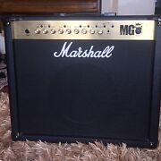 Marshall MG100FX Combo Guitar Amp South Morang Whittlesea Area Preview