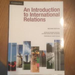 Introduction to international relations textbooks gumtree introduction to international relations textbooks gumtree australia free local classifieds fandeluxe Images