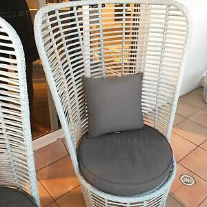 Wicker Outdoor Chairs Balmain Leichhardt Area Preview