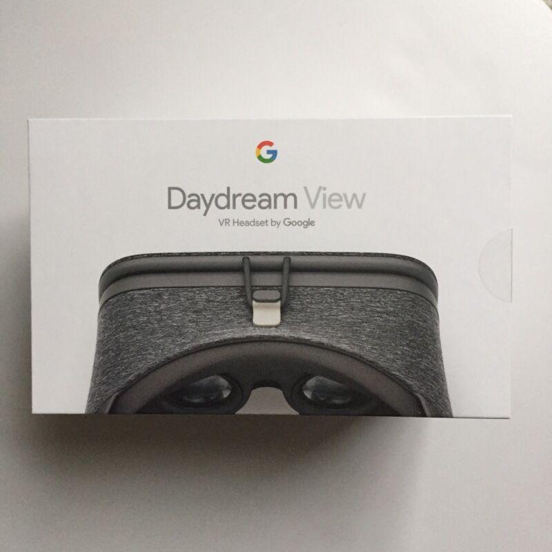 Google Daydream View VR Headset (1st Generation) Slate Brand New Sealed