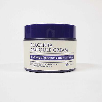 [Mizon]Placenta+Ampoule+Cream+50ml+Whitening+Wrinkle-care