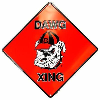 Georgia Bulldogs DAWG XING 12