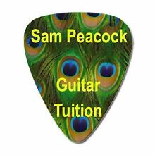 Sam Peacock Music Tuition - Guitar Teacher / Guitar Lessons Valentine Lake Macquarie Area Preview