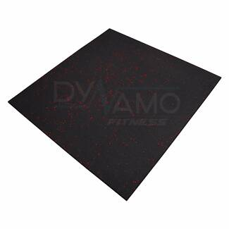 Gym Flooring Tiles 1m x 1mx 15 mm thickness Full Commercial