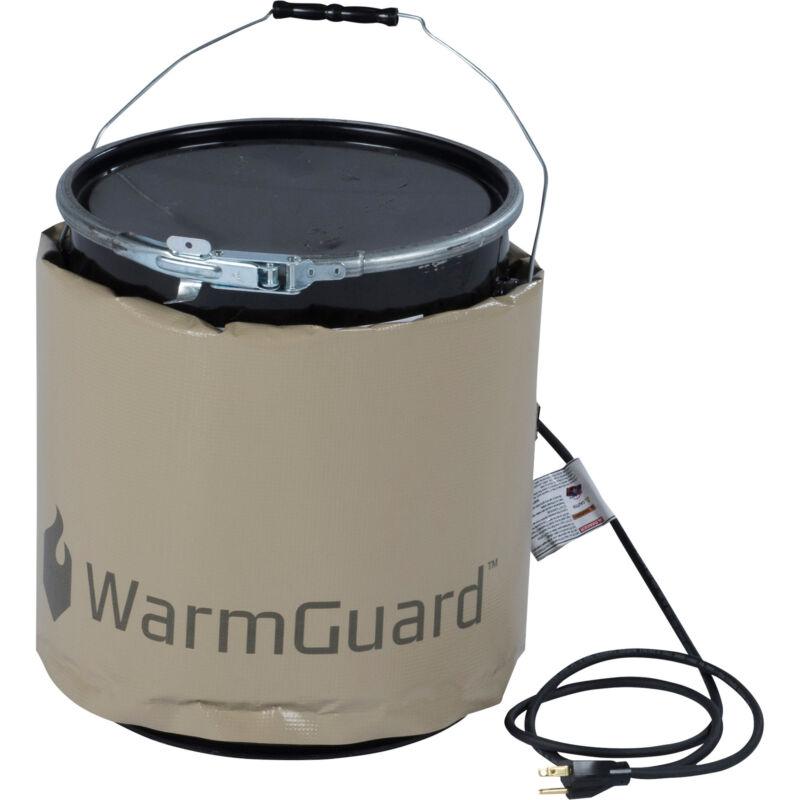 WarmGuard Bucket Heater5-Gallon Capacity,# WG05